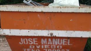 Contenedores de obra en Asturias