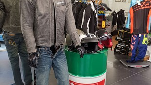 Complementos para motos en Elche