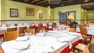 Restaurante con amplios salones para celebraciones en Alicante