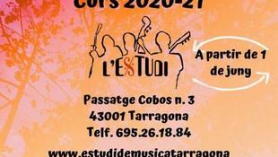 Matrícula Oberta Curs 2020-21