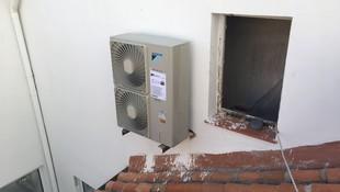 Aire acondicionado y climatización en Madrid