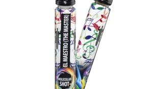 Molecular shot - El maestro (the master)