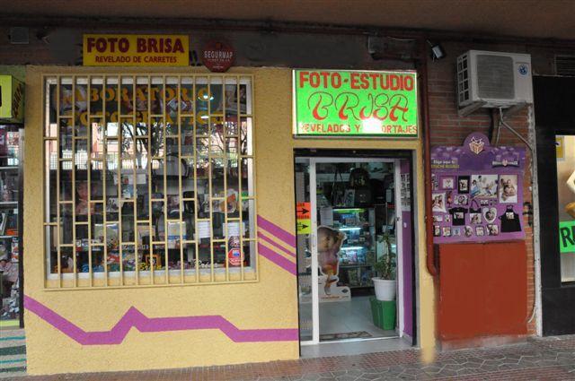 Laboratorio de fotografía en Rivas-Vaciamadrid