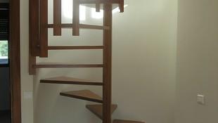 Escaleras de madera Santander