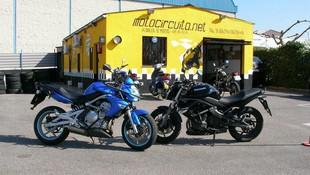 Sacarse el carnet de moto en Madrid