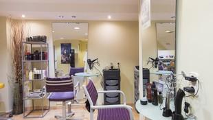 Servicio de peluquería unisex