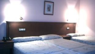 Habitaciones comodamente equipadas