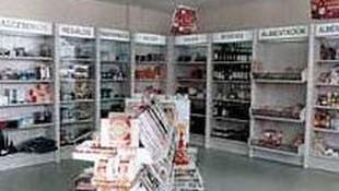 Estanterías para comercios en A Coruña