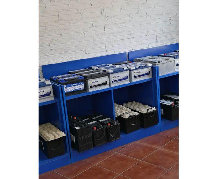 Baterías para coche en Barcelona