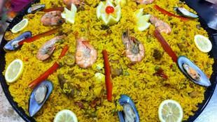 Restaurante especializado en paella en Lanzarote