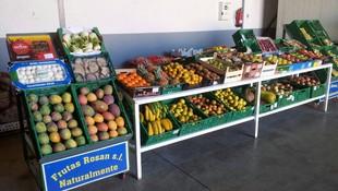 Fruta y verdura en Canarias