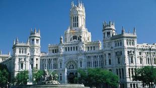 Plaza de Cibeles y Palacio de Correos