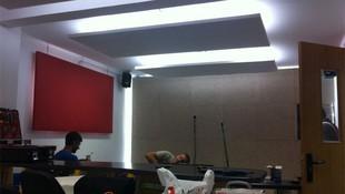 Acondicionamiento acústico Universidad Francisco de Vitoria en Madrid