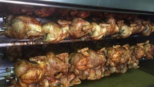 Asador de pollos Torrijos