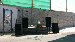 Equipos de sonido e iluminación para fiestas