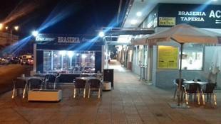Restaurante brasería en Badajoz