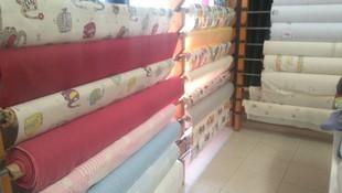 Gran variedad de tejidos para la confección de cortinas en Tenerife