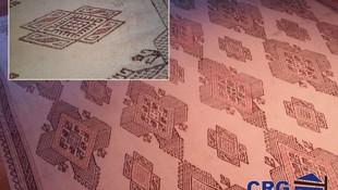 Tratamiento y limpieza de alfombras y moquetas