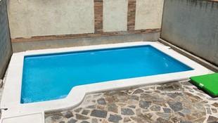 Piedra antdeslizante para piscina en Toledo
