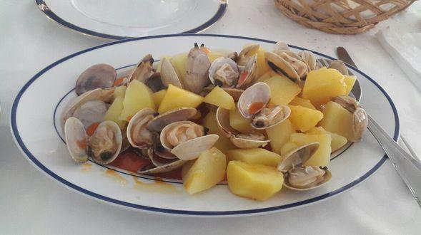Marisquería en Pontevedra