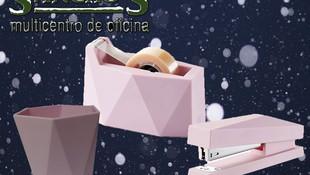 Material de oficina con estilo! Detalles con encanto para estas Navidades. Consulta nuestros cupones descuento