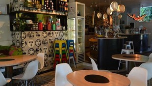 Cafetería en Burgos con tartas caseras