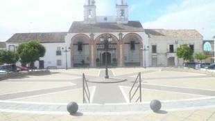 Plaza de La Iglesia de La Carlota