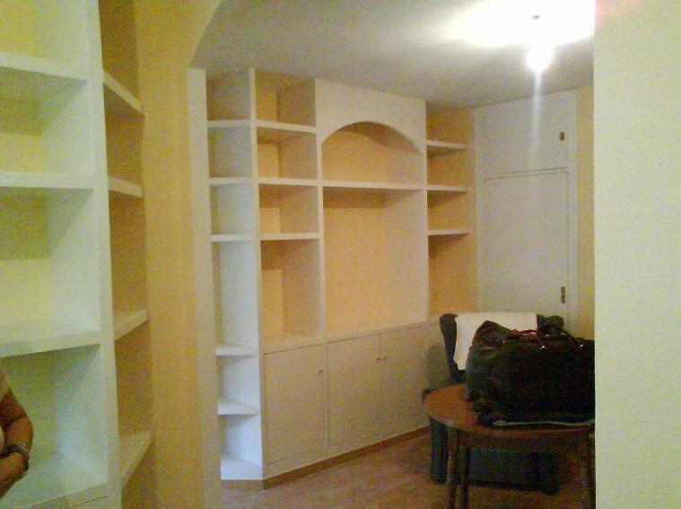 Mueble de escayola Amodiño