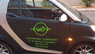 Movilidad eléctrica en Castellón de la Plana