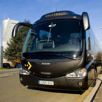 Alquiler microbuses Donostia