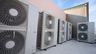 Aire acondicionado industrial Sevilla