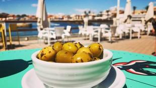 Restaurante en primera línea de playa