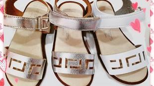 Hermosas sandalias de Andanines!!!petitcocozapateria#zapateriainfantilpalma#kidsshoes#baleares
