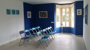 Sala de formación del Centro Hope en Torrelodones y Las Rozas