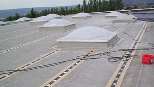 Servicio de impermeabilizaciones de cubiertas