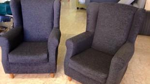 Tapicería de Sillones y sillas