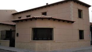 Rehabilitación fachada en piedra artificial