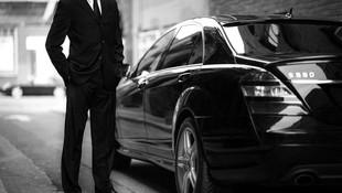 Alquiler de coches con conductor, transporte privado en Madrid