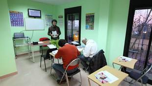 Motocircuito, aula de clases teóricas
