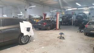 Taller pintura coches valencia
