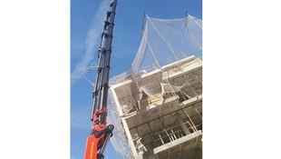 Grúas de construcción en Mallorca