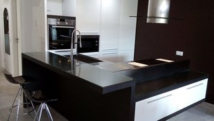 Muebles de cocina a medida en Granada