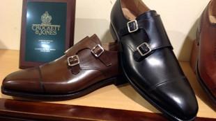 Zapatos Crockett & Jones en el barrio Salamanca de Madrid