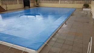 Cobertores para piscinas en Ibiza