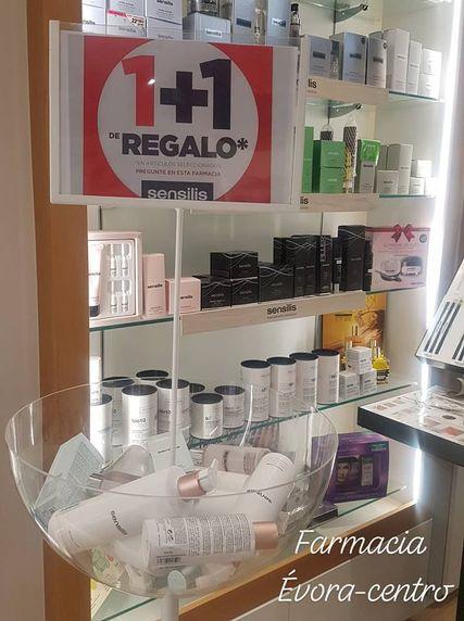 Farmacia dermocosmética enSanta Cruz de Tenerife