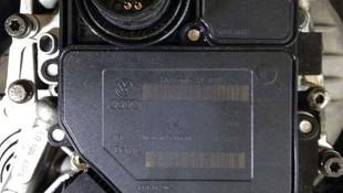 Centralita de una caja de cambios Tiptronic