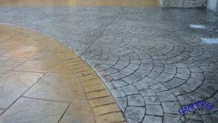 Suelos decorativos para exteriores en Pontevedra