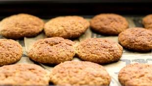 Ven a probar nuestras galletas