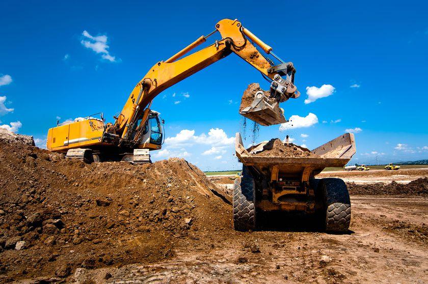 Excavaciones de tierra en Ciudad Real
