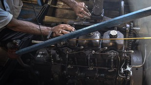 Reparación de motores de barcos